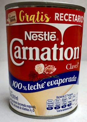 Carnation (Clavel) leche - Producto