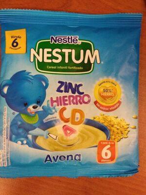 Nestum avena - Prodotto - es