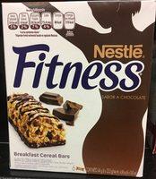 Fitness breakfast cereal bars - Produit - es