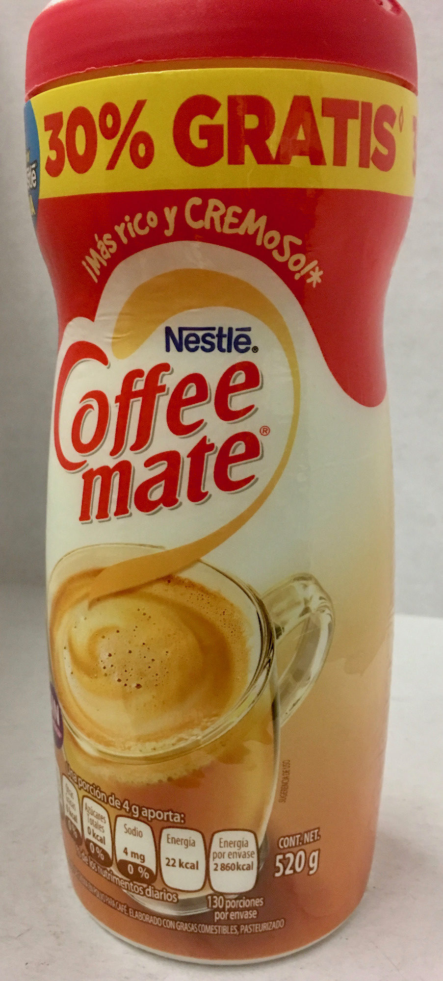 Coffee mate - Product - es