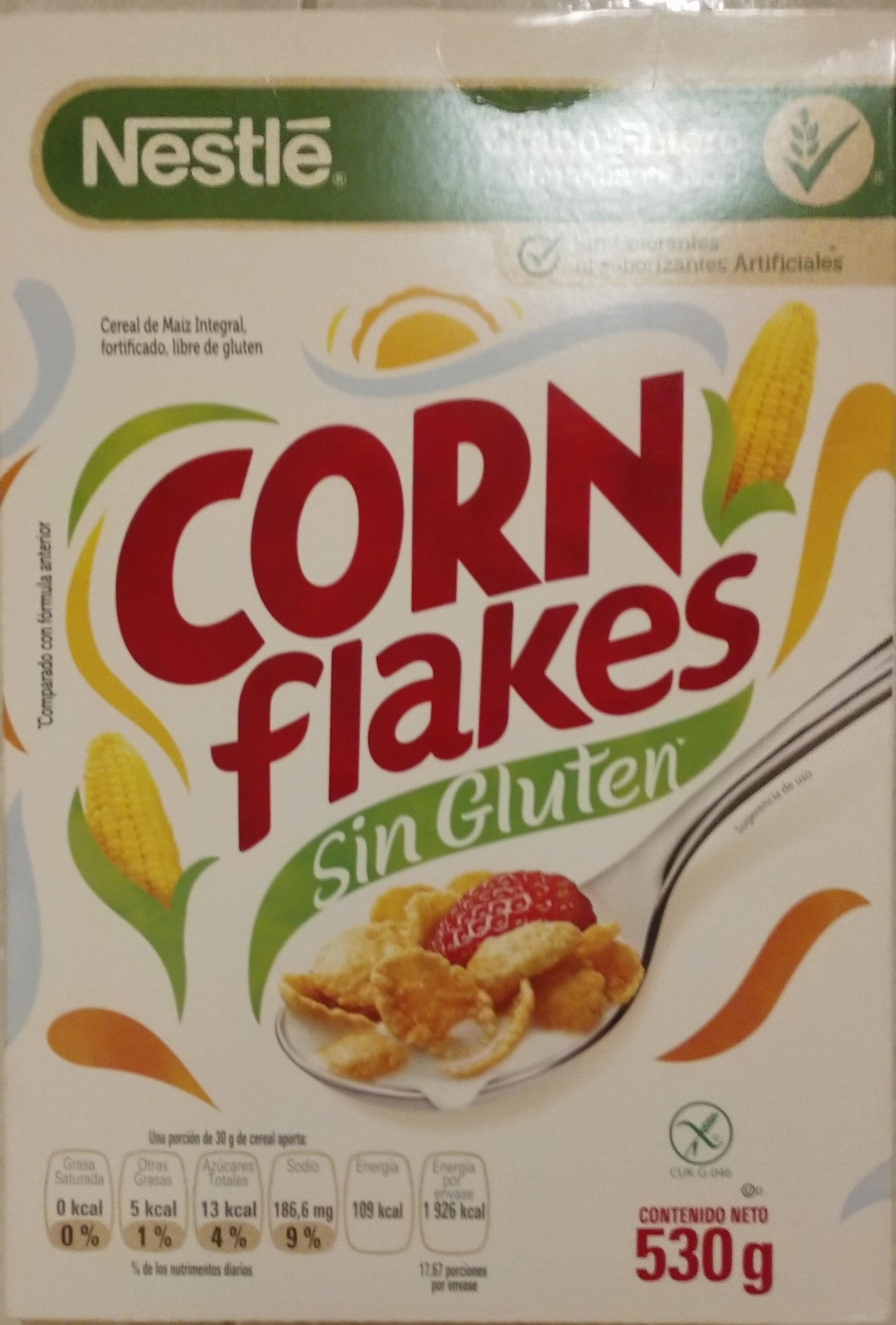 corn flakes - Producto - en