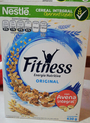 Cereal Fitness - Producto - es