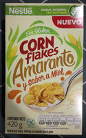 Corn Flakes Amaranto - Product