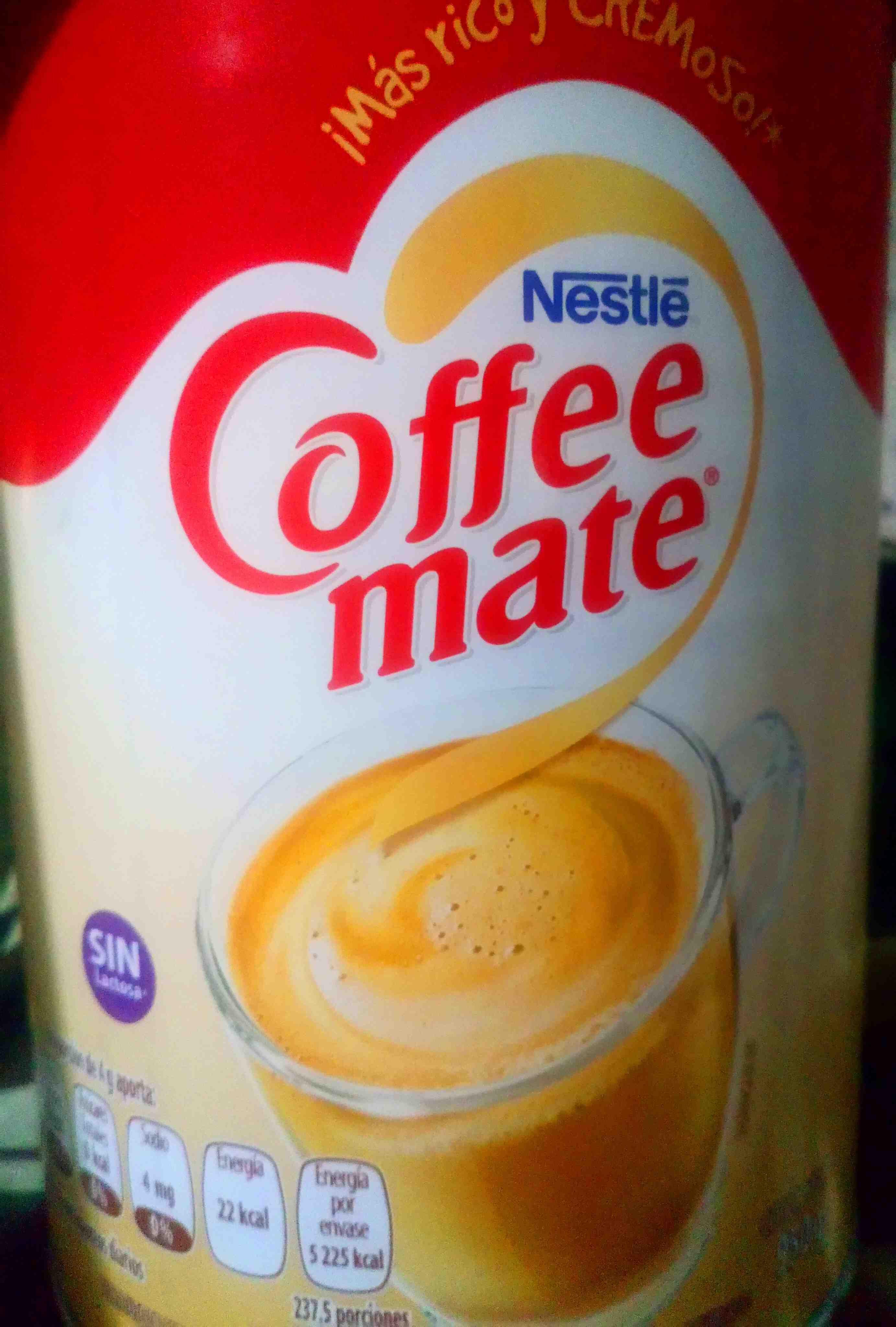 Coffee mate. Coffee mate. - Product