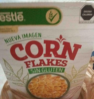 corn flakes sin gluten - Producto - en