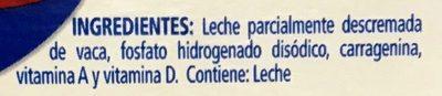 Carnation - Ingredientes - es