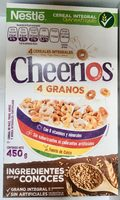 CHEERIOS 4 GRANOS - Product