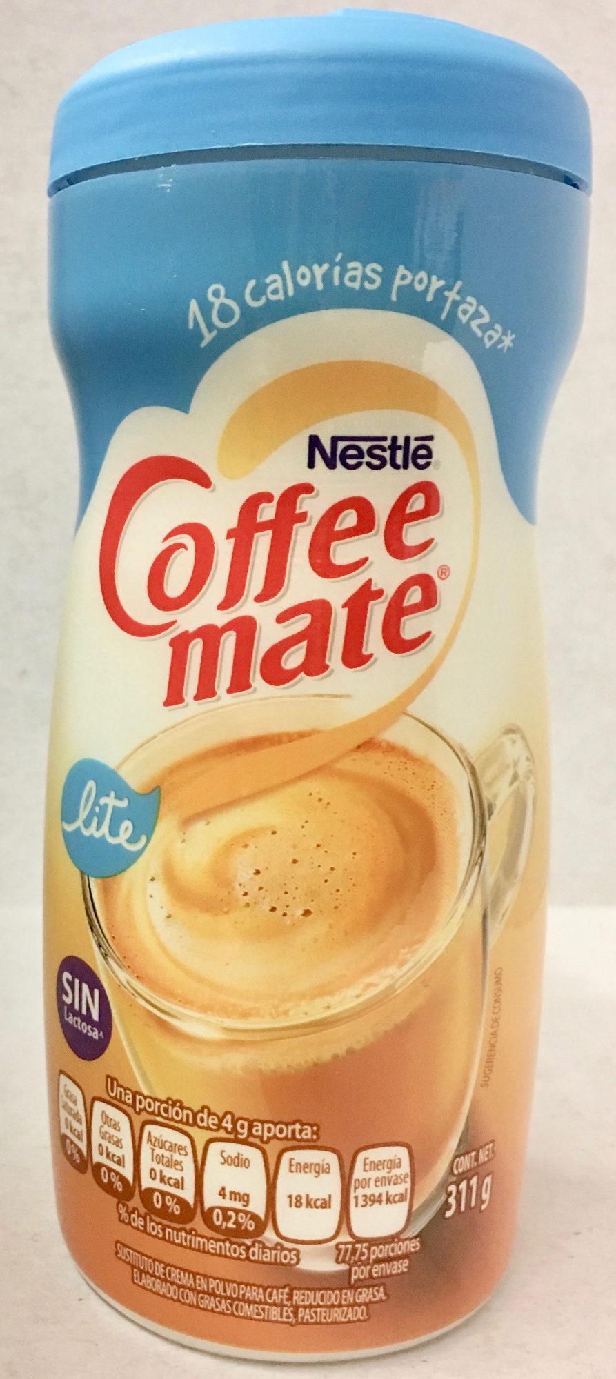 Coffee Mate Lite - Product - es