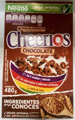 CHEERIOS CHOCOLATE - Product