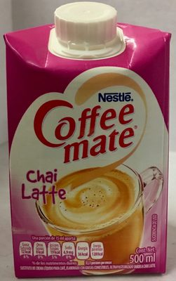 COFFEE MATE CHAI LATTE - Producto - es