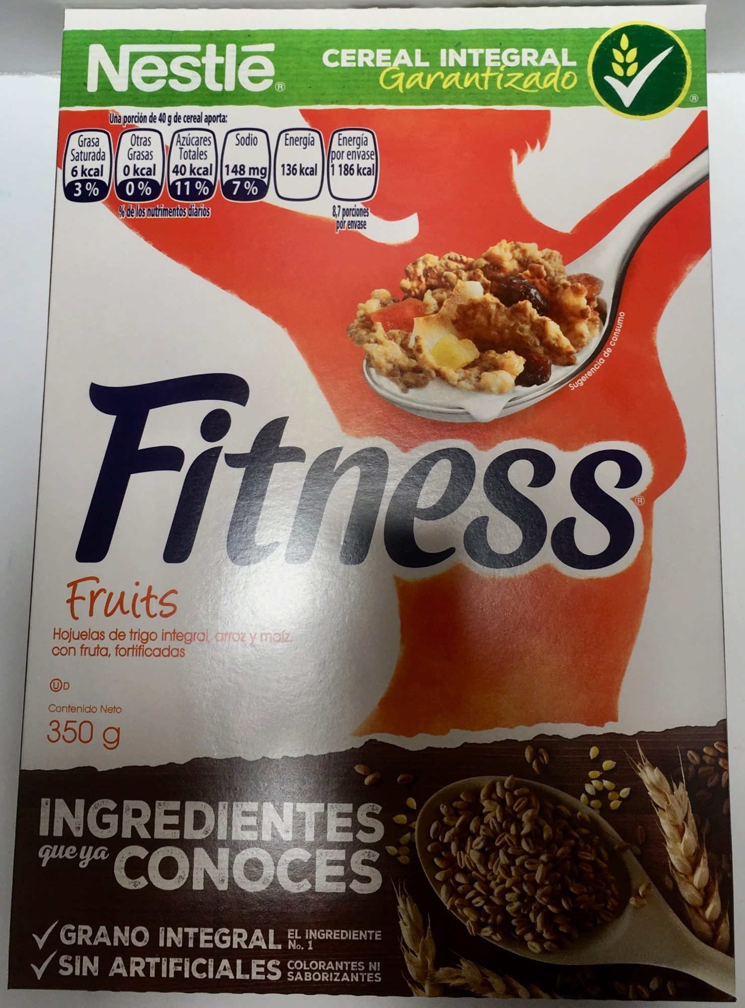 FITNESS FRUITS - Product - es