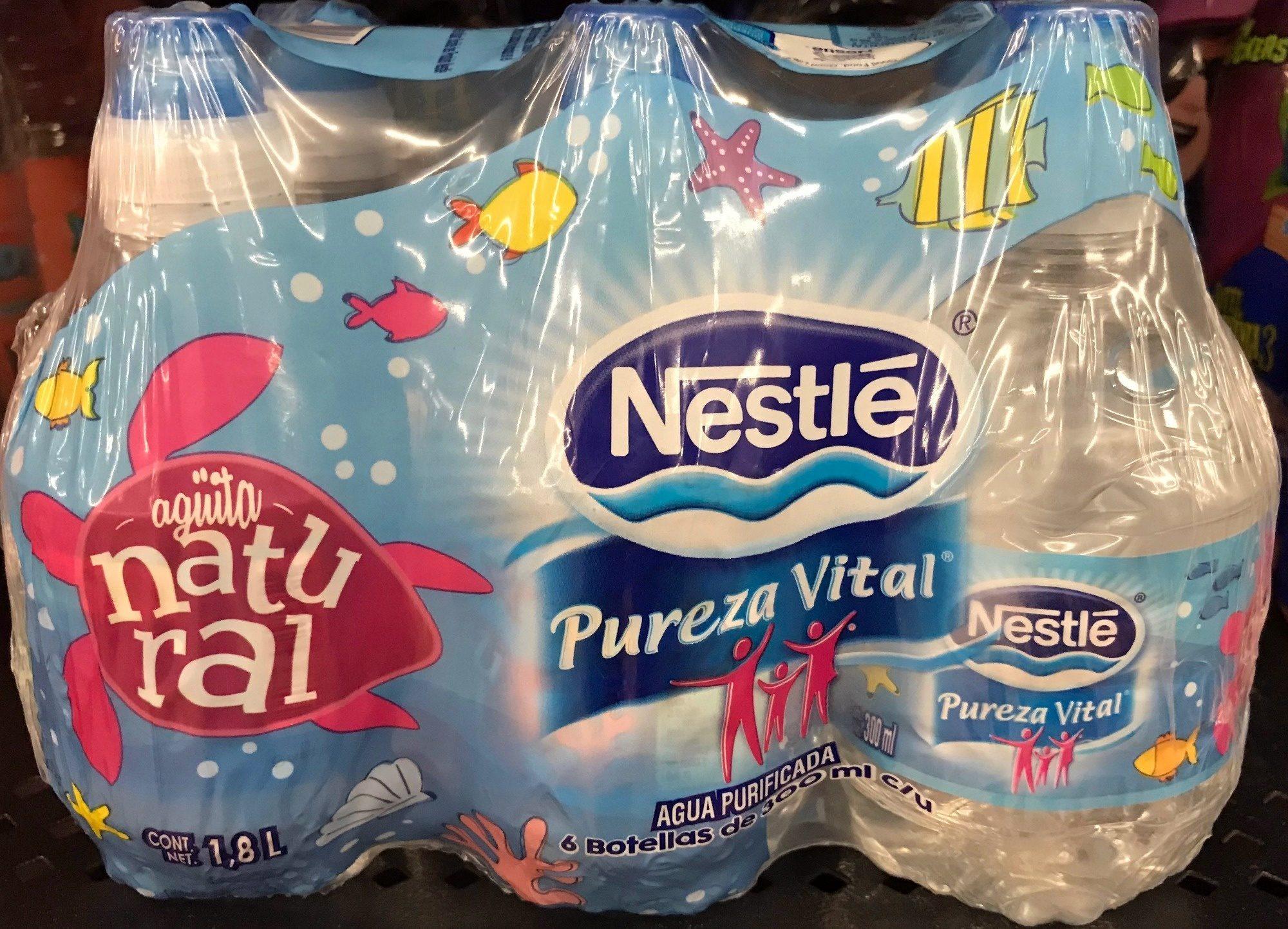 Aguita Natural Pureza Vital - Product
