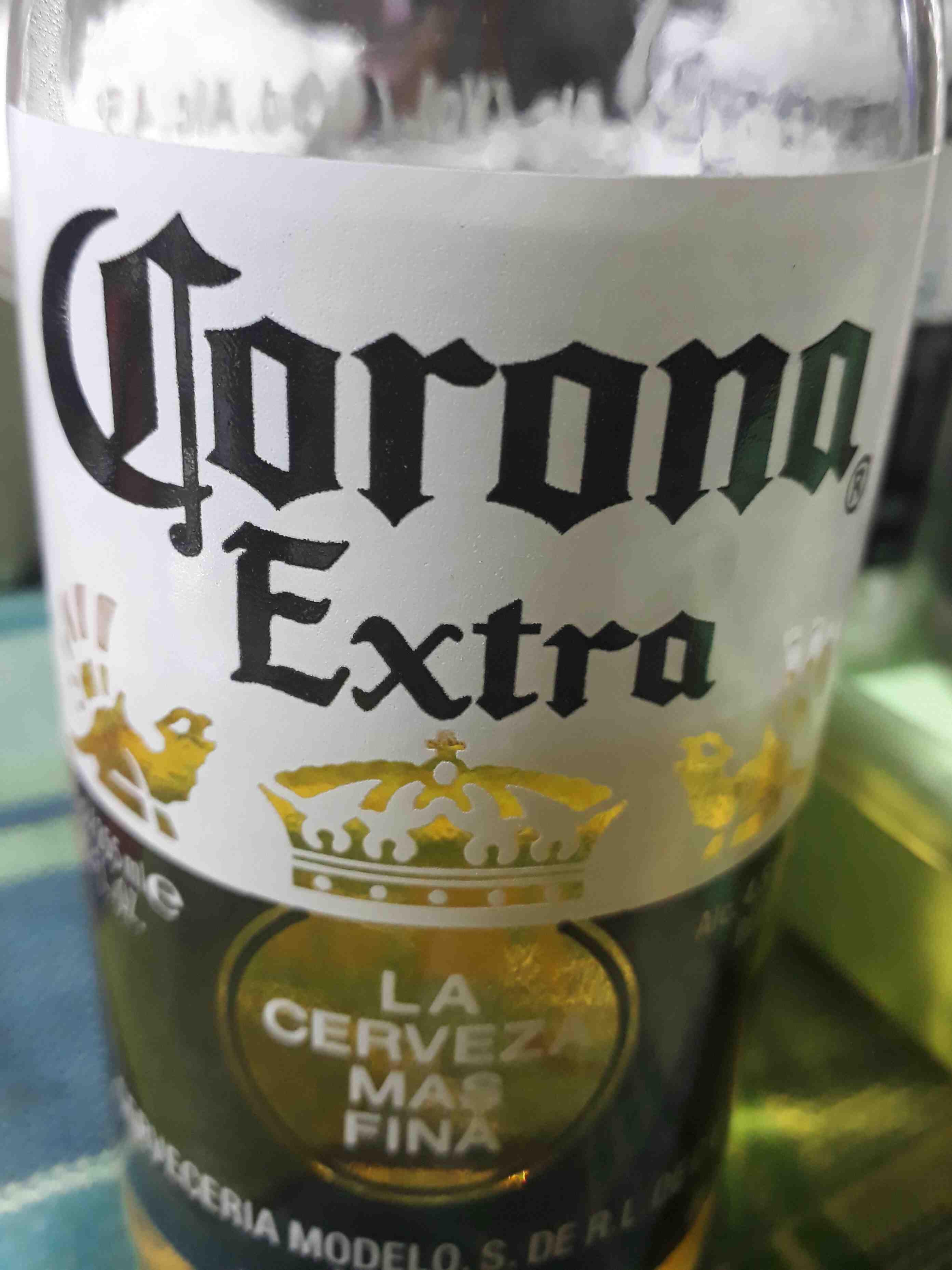 Corona extra - Ingrédients - en