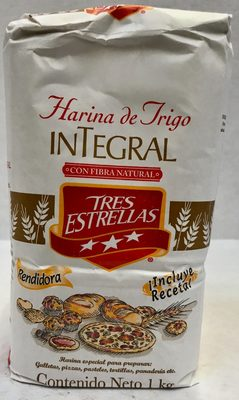 Harina de trigo integral - Produit - es