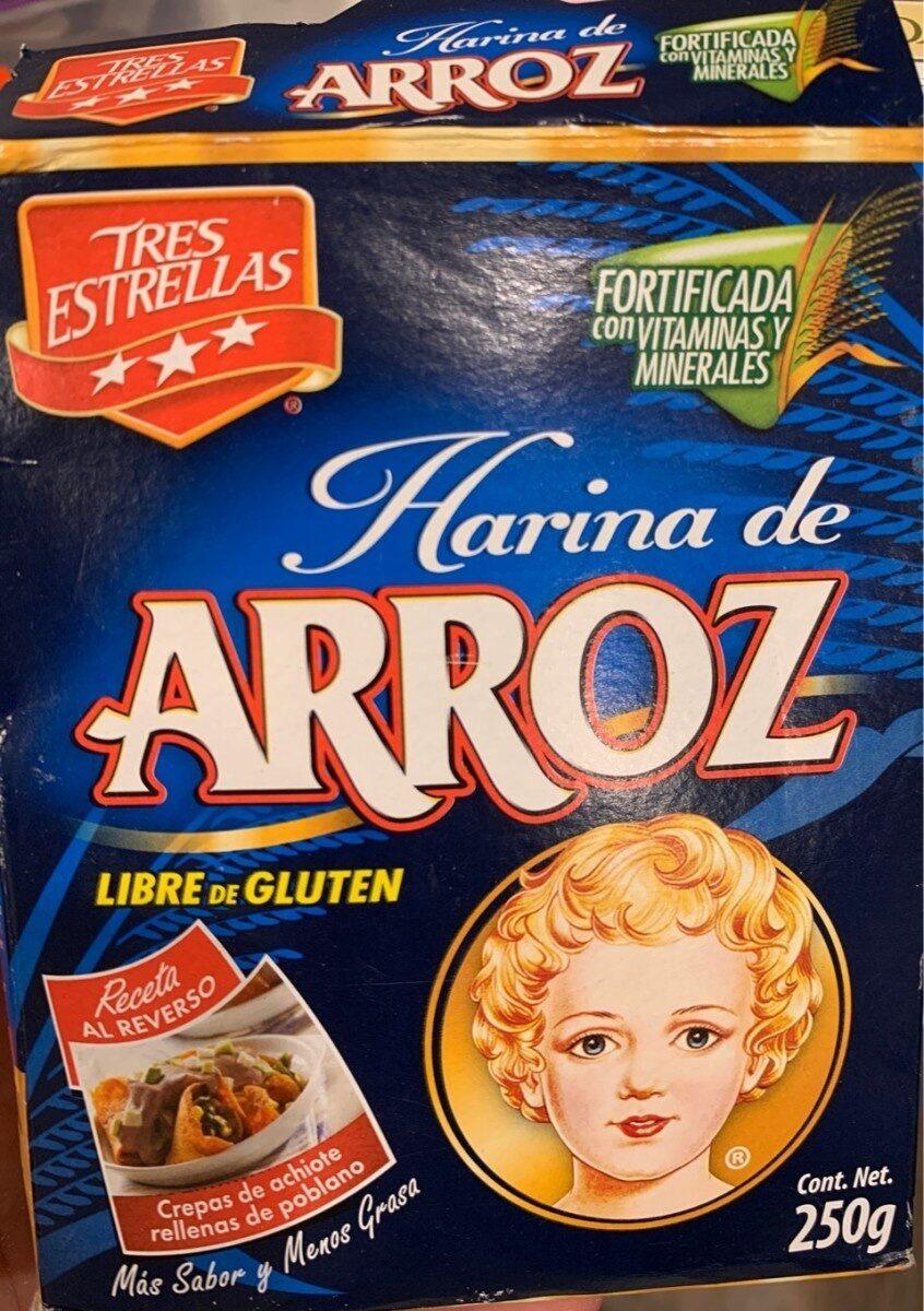 Harina de Arroz - Product - en
