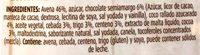 Granola Cocoa - Ingredientes - es