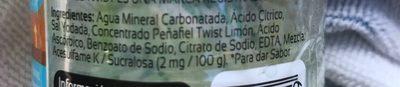 Peñafiel twist - Ingredientes - es