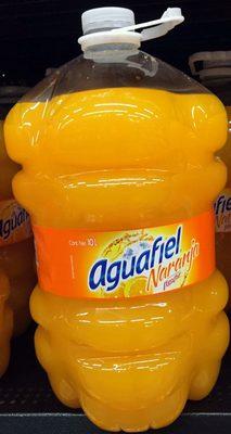 Aguafiel Naranja - Product - es