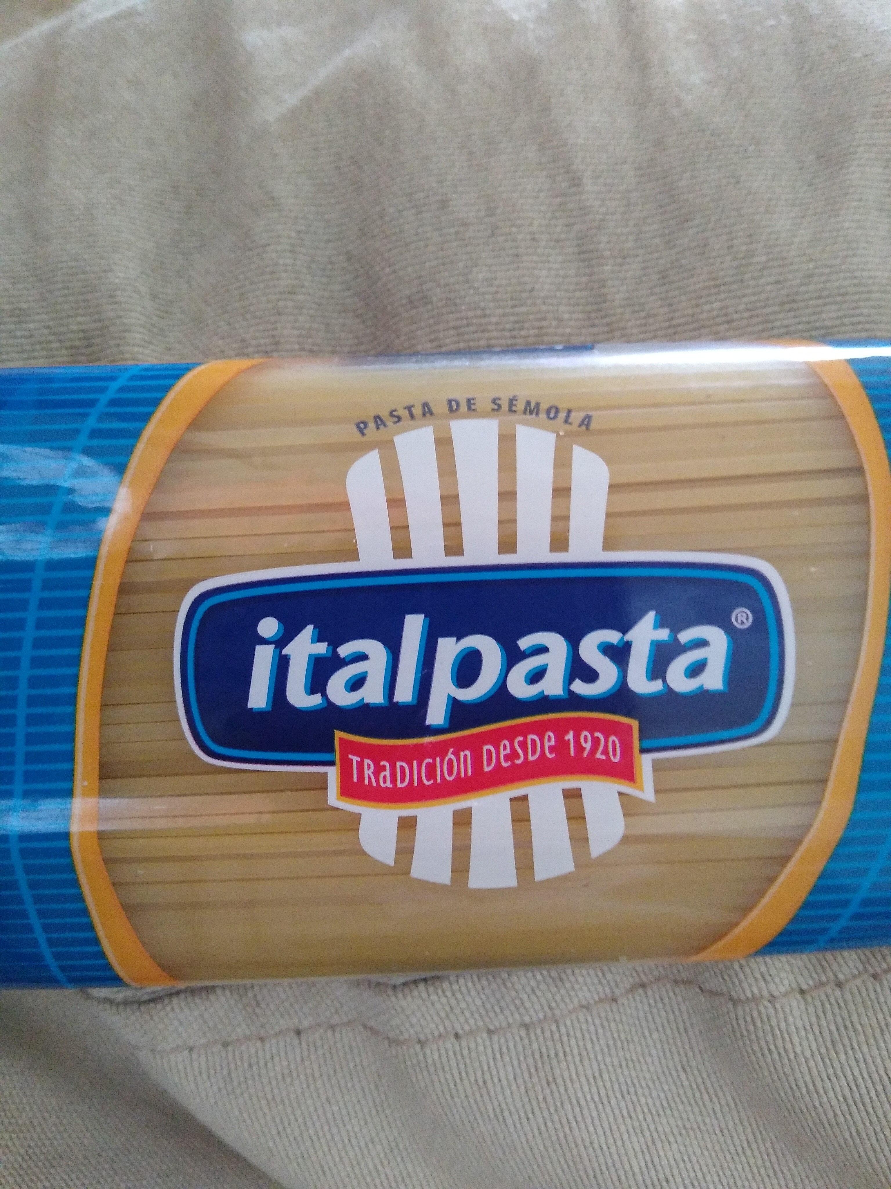 Italpasta - Producto - es