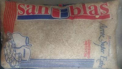 arroz San blas - Product - es