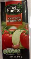 PURE DE TOMATE CONDIMENTADO - Produkt