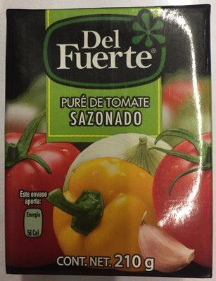 PURE DE TOMATE SAZONADO - Produkt