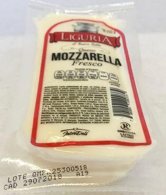 Queso Mozzarella Fresco Liguria - Product