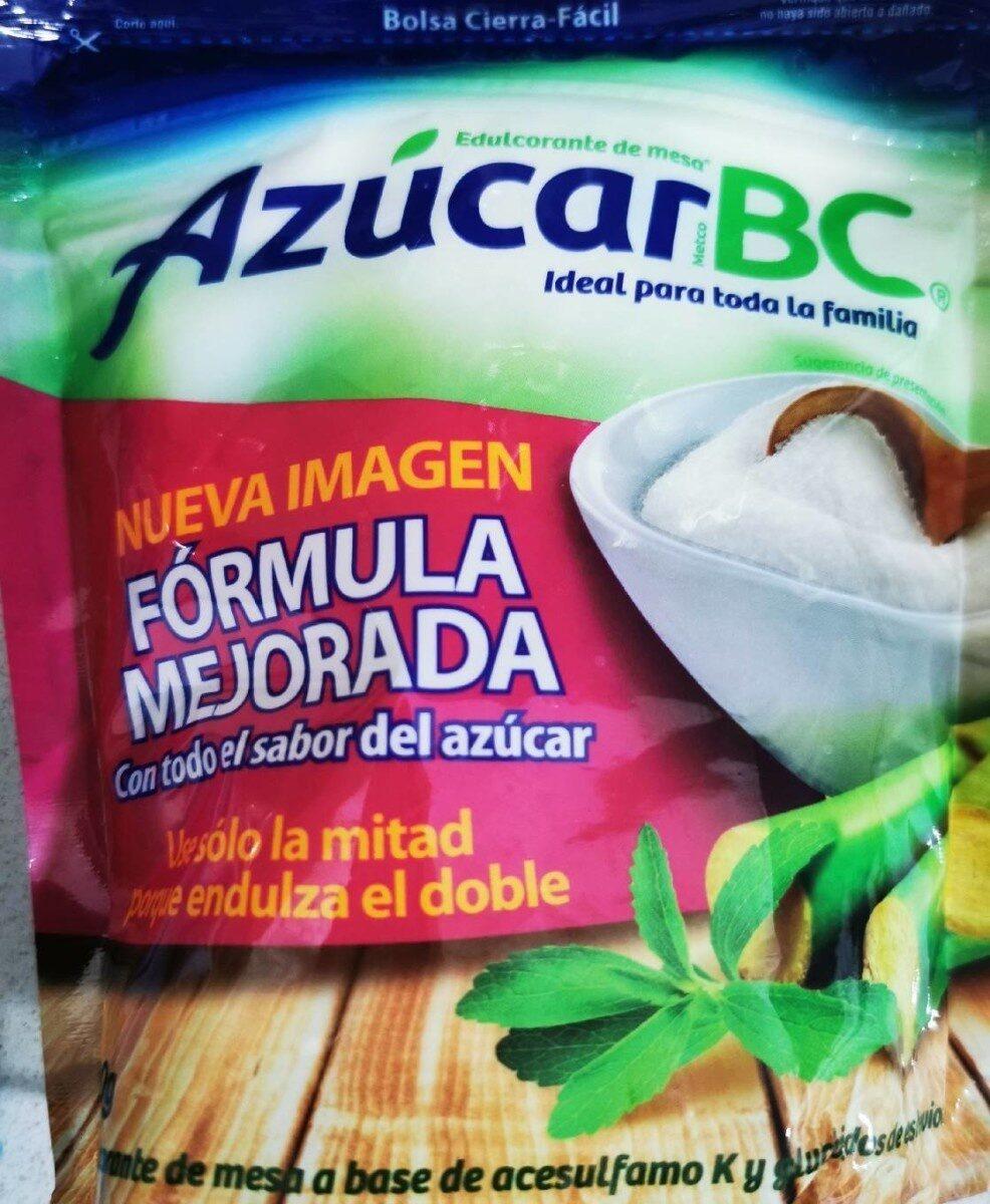 Edulcorante de mesa a base de azúcar de caña y extracto de Stevia Bajo en Calorías envase 390 g - Producto - es