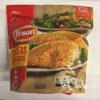 Tenders empanizados Tyson - Product - es