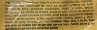 Trozos de Pechuga pimienta limón Bachoco - Ingredientes - es