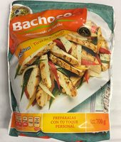 Tiras de Pechuga Bachoco - Produit - es