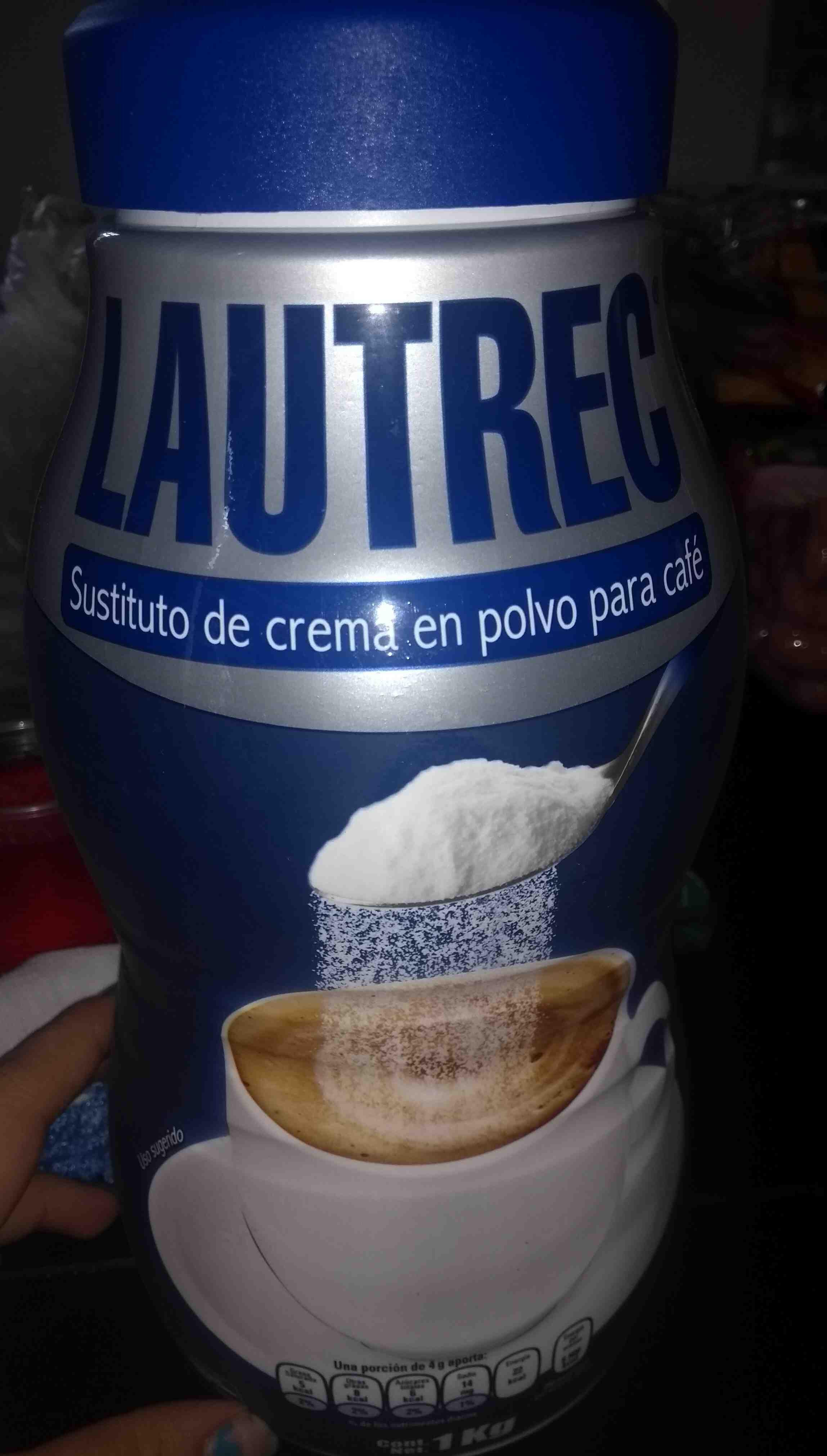 Sustituto de crema en polvo para café - Producte - es