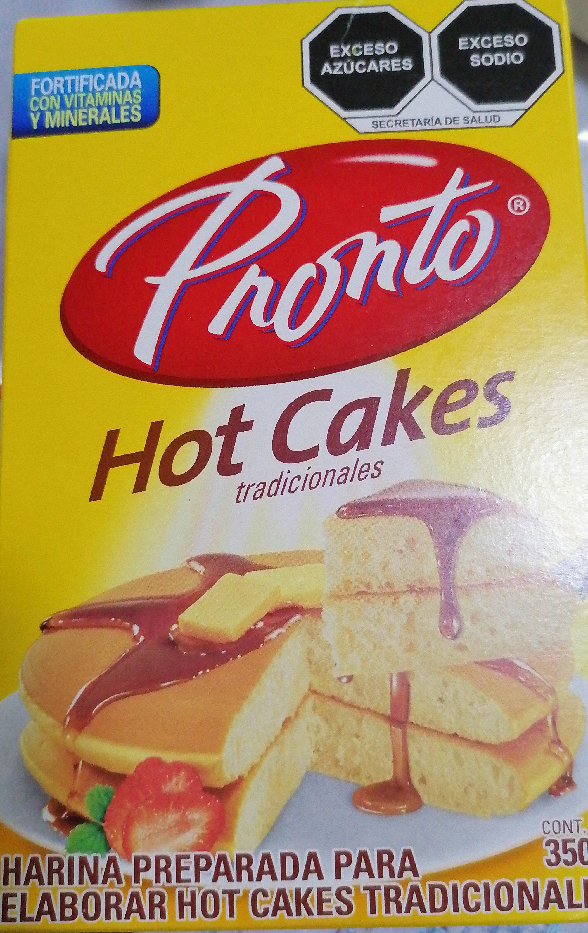Hoy Cakes Tradicionales - Producto - es
