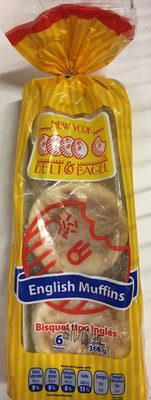 English Muffins - Product - es
