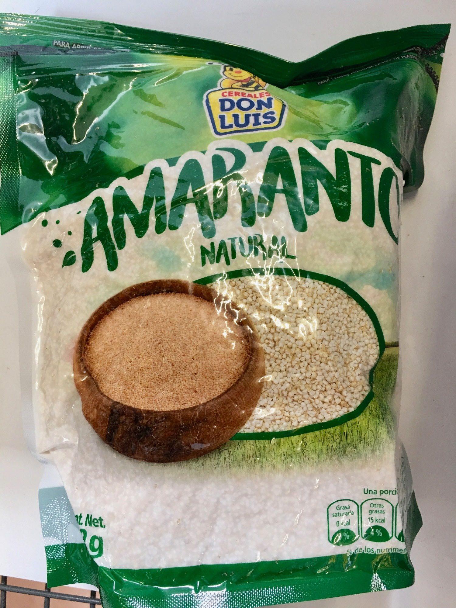 AMARANTO NATURAL - Product - es