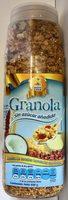 GRANOLA SIN AZUCAR - Product - es