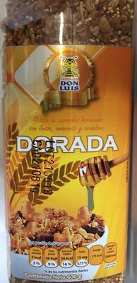 GRANOLA DORADA - Product - es