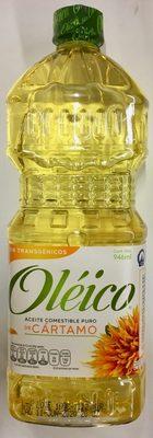 Aceite de Cártamo Oléico - Produit - es