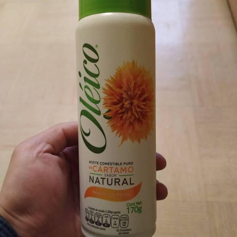 Aceite comestible puro de cártamo sabor natural - Producto - es