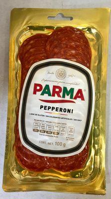 PEPPERONI PARMA - Product - es