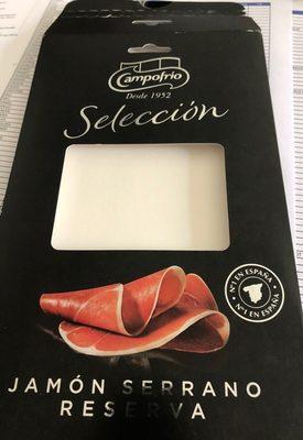 Jamon serrano reserva - Produit
