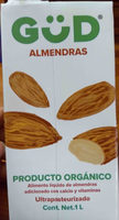 GuD ALMENDRAS - Product - en