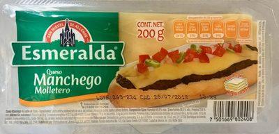 Queso Manchego Esmeralda - Product - es
