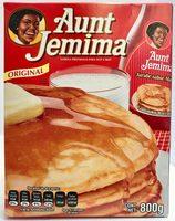 Aunt Jemima - Produit - es