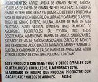 Stila sabor fresa - Ingredients