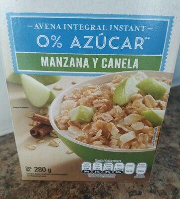 0% azúcar manzana y canela - Product - es