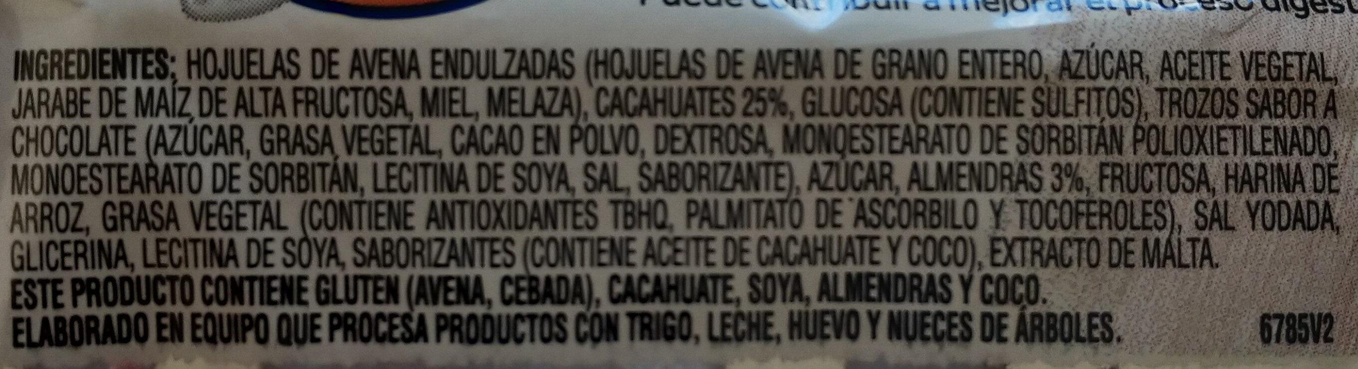 Nutural Balance - Ingredientes - es