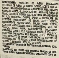 Stila Fit Chocolate - Ingredientes - es