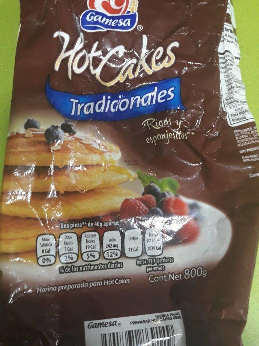 Hotcakes tradicionales - Producto - es
