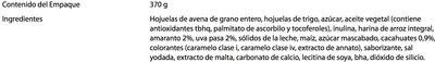 Granola 3 Minutos - Ingrediënten - es